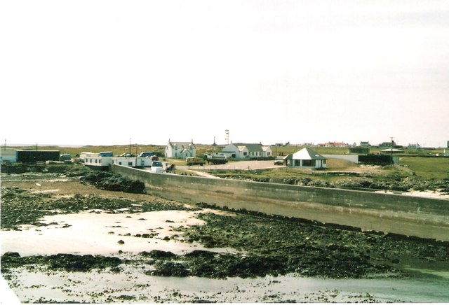 So this is Tiree !