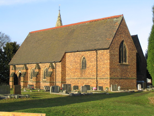 St Leonards Church, Dordon