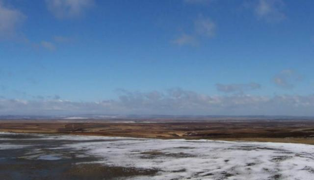 Sleightholme Moor and the Pennine Way