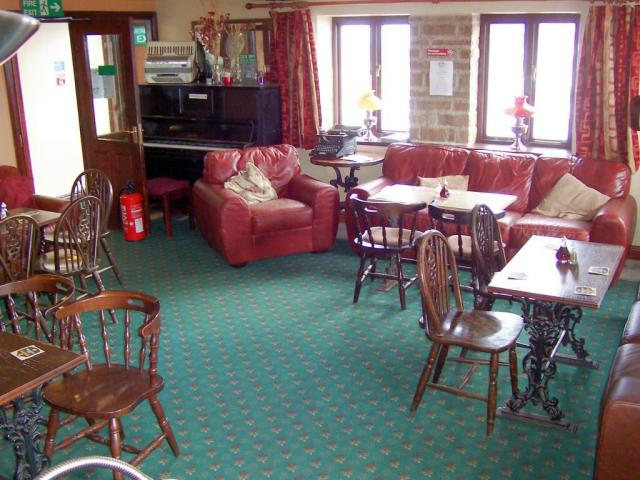 The Lounge, Tan Hill Inn
