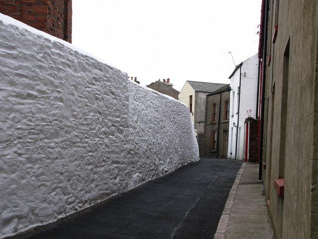 Peel, Church Lane