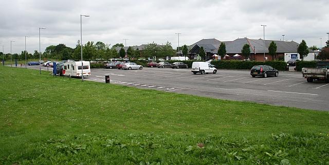 Tibshelf Services, M1 Northbound