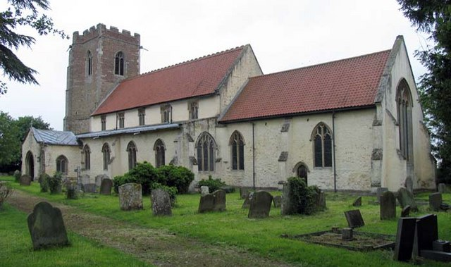 St Mary, Wiggenhall St Mary, Norfolk