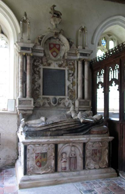 St Mary, Wiggenhall St Mary, Norfolk - Monument