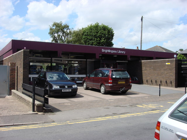 Brightlingsea Library