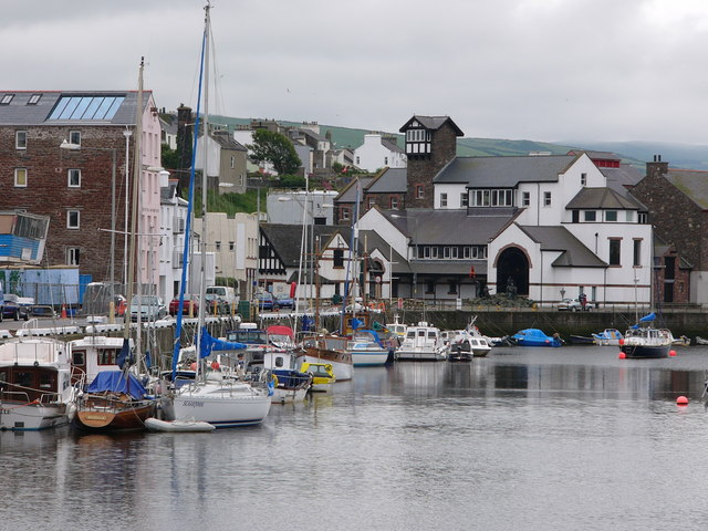 Peel Harbour and the House of Manannan