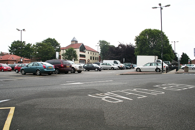 Applegarth Car Park