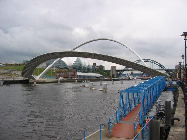 Quayside, River Tyne