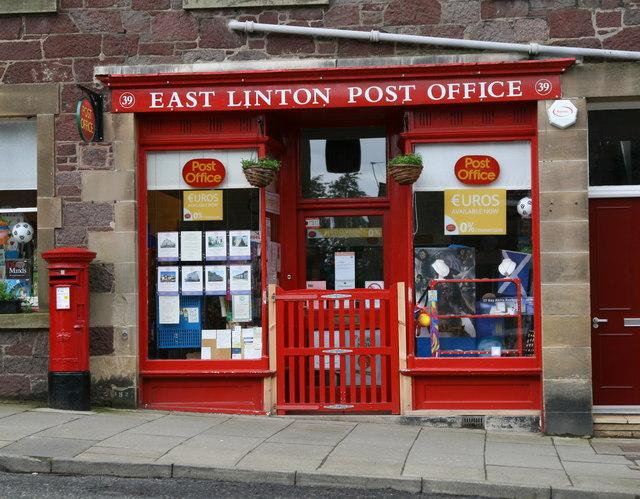 East Linton Post Office