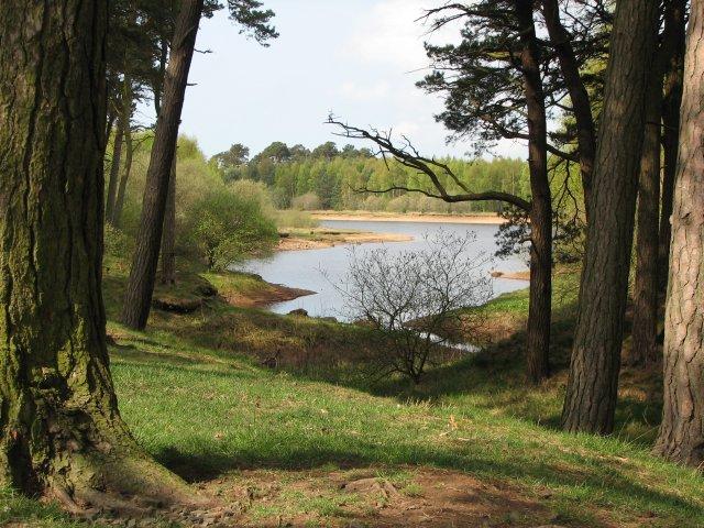 Harlaw Reservoir