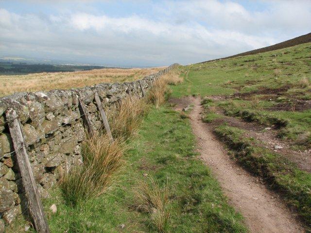 Path on Black Hill