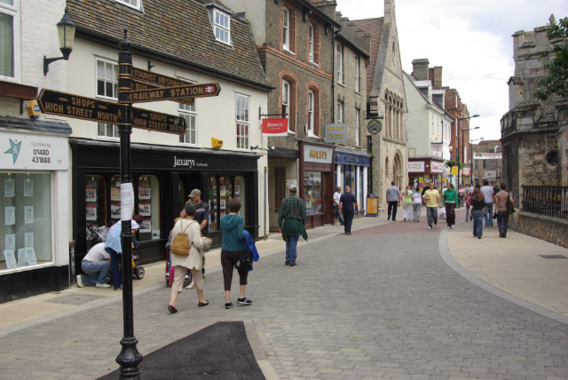 High Street, Huntingdon
