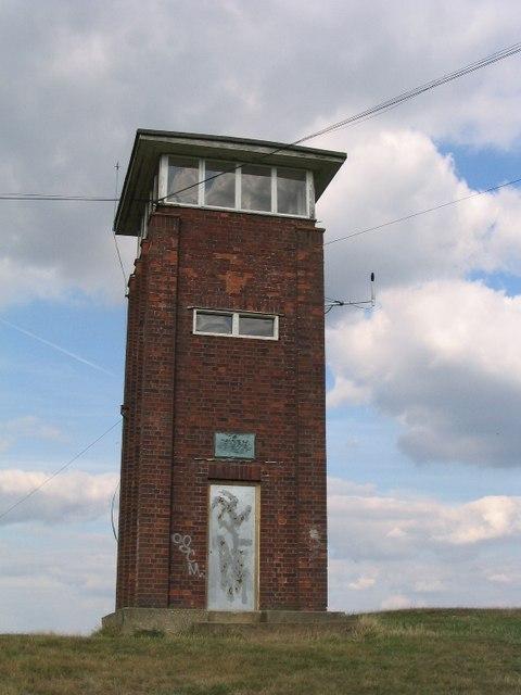 Tweseldown Racecourse Control Tower