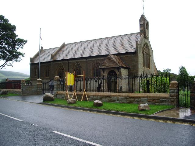 St John's Church, Rising Bridge, Accrington