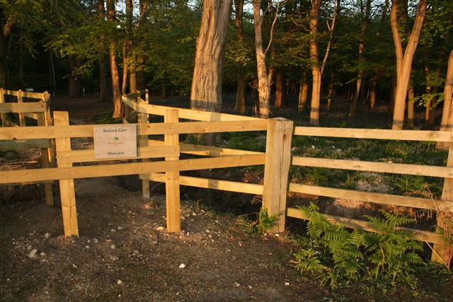 Gate, Sisland Carr