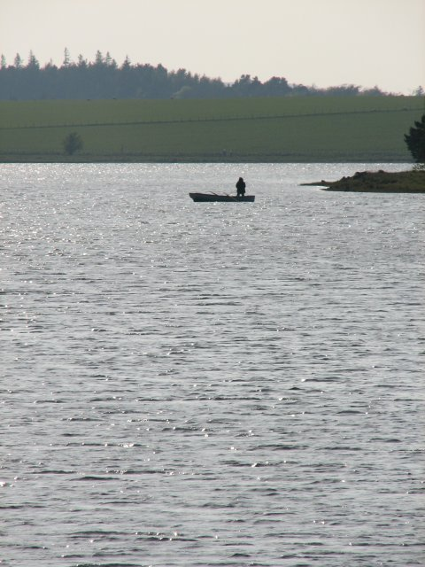 Fisherman, Threipmuir