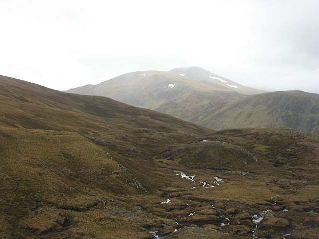 Bogs, Sgurr na Cairbe