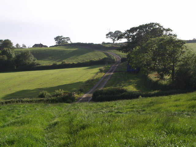 Bridleway to Abbott's Wootton