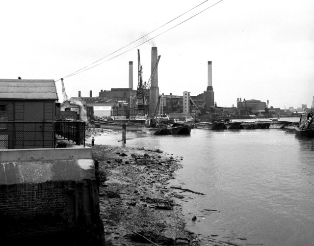 Greenwich Riverfront, 1973