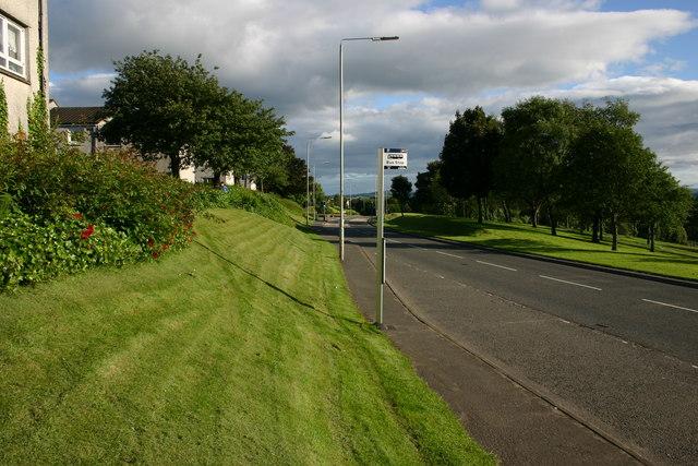 A813 Ladyton Bonhill