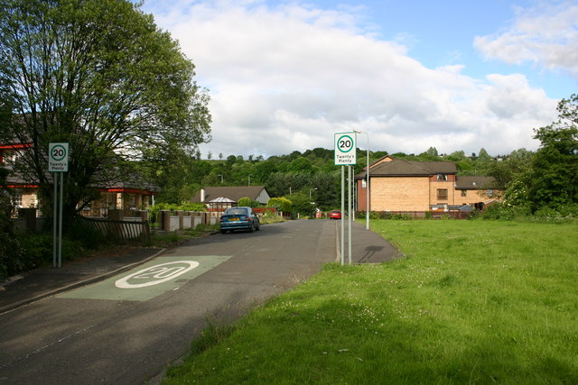 Campbell Street Bonhill