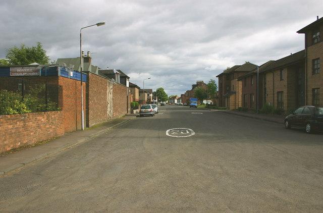 George Street Bonhill