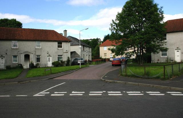 Raglan Street Lane Bonhill