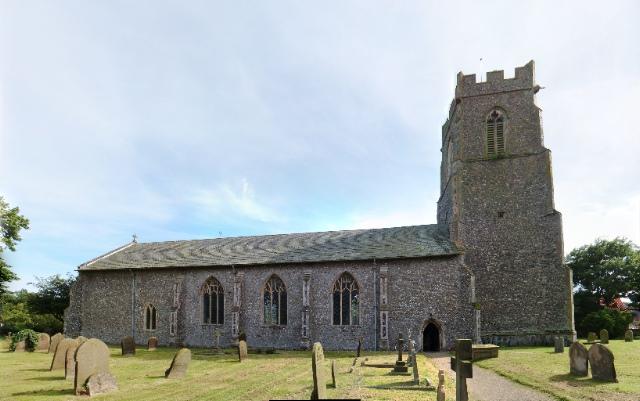 St Mary's Church, Hemsby