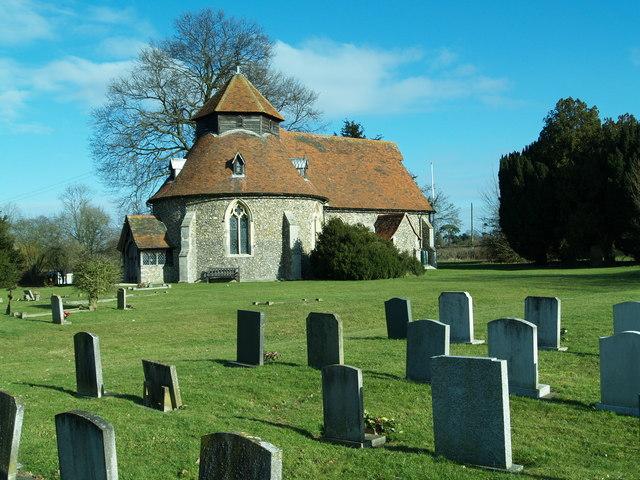 St John the Baptist Church, Little Maplestead