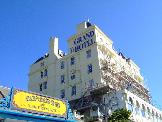 Grand Hotel, Llandudno