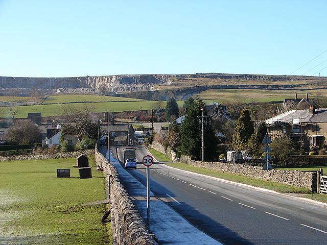 Station Road, Horton