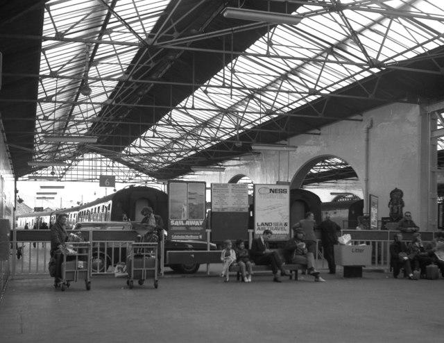 Inverness station