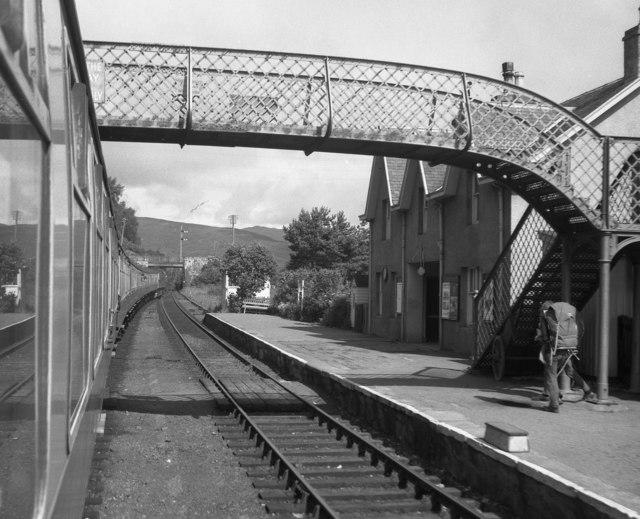 Garve station