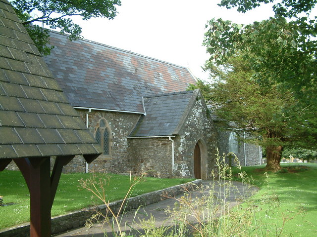 St Mary's Church, Roch, Pembrokeshire