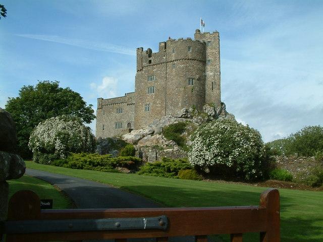 Roch Castle, Roch, Pembrokeshire