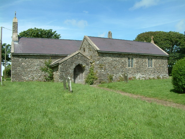St David's Church, Brawdy, Pembrokeshire