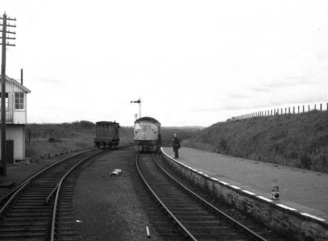Georgemas Junction