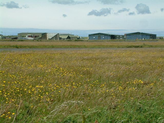 Brawdy Airfield, Brawdy, Pembrokeshire