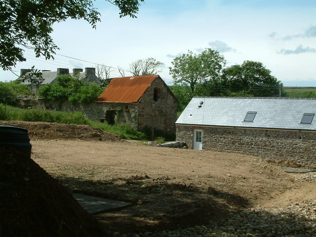 Farm Buildings, Llethr, Pembrokeshire