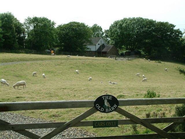 Barch Farm, Nr. Gignog, Pembrokeshire