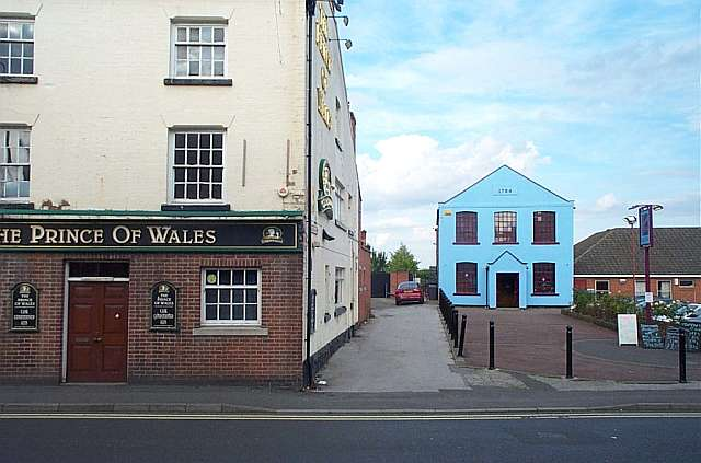 Two pubs - and a Health Centre