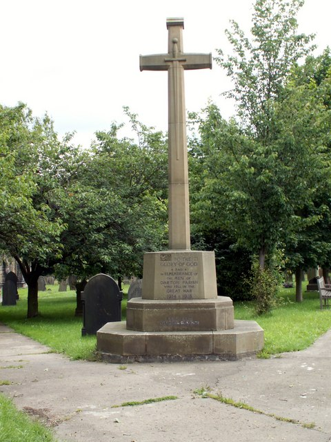 Darton Memorial Cross