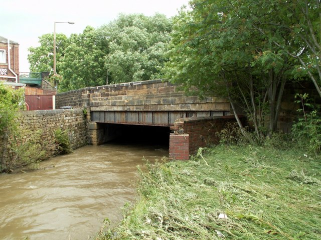 Church Street Bridge over the River Dearne