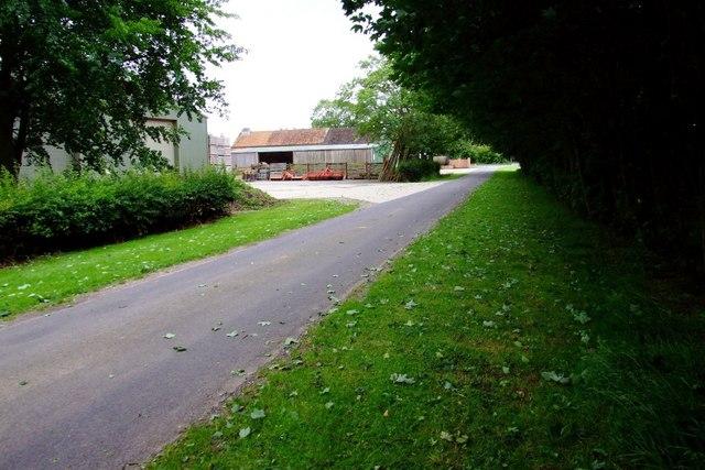 Thornton House Farm