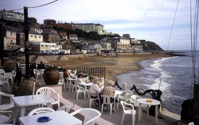 Ventnor beach cafe
