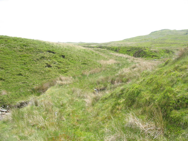 The incised Nant Hir