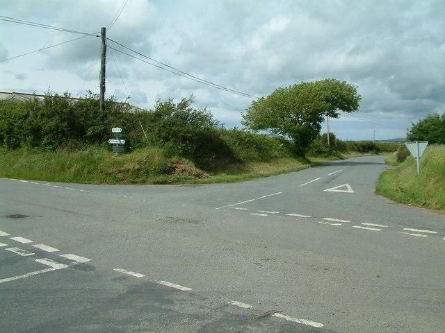 Nr. Hayscastle Cross, Pembrokeshire
