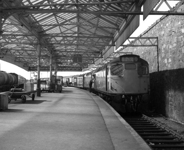 Mallaig station