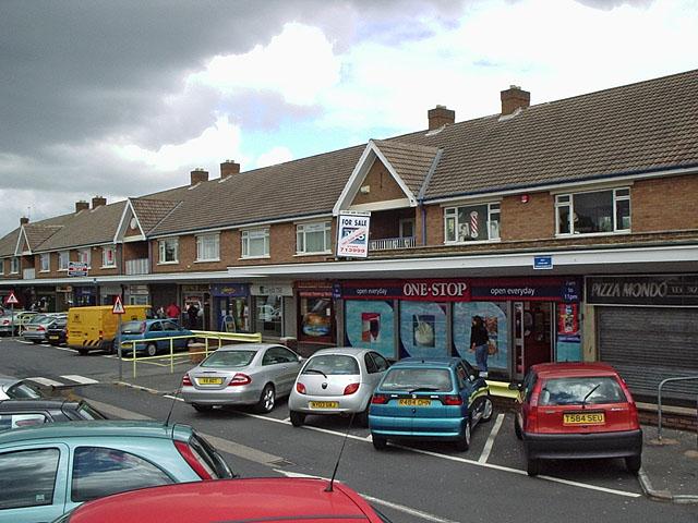 Marton Shops
