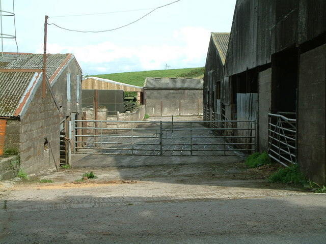 Troed-y-rhiw Farm, Nr. Trefgarn Owen, Pembrokeshire